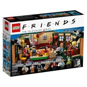 Lego现货老友记中央公园 21319 | Ideas系列