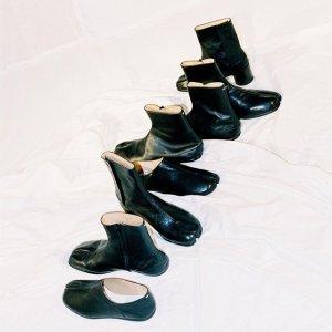 低至5折Maison Margiela 分趾鞋专场 德训、帆布、乐福鞋都有