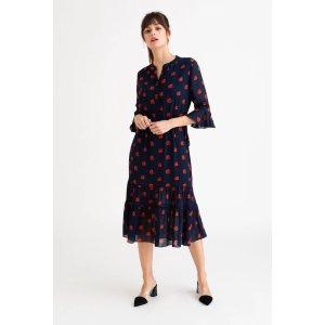 Petite StudioCelina Dress - Cherry Print