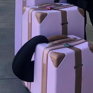 低至2折 Vince Camuto行李箱 $69Century 行李箱热卖,收小仙女的出行装备