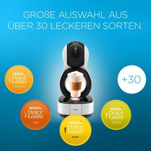 折后仅€59.99 原价€99.99Krups 胶囊咖啡机 Dolce Gusto胶囊90个仅€23.97