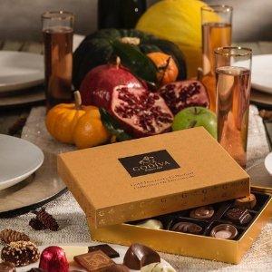 £12起 送礼自留都不错上新:Godiva 圣诞巧克力日历开售 还有多款礼盒可选购