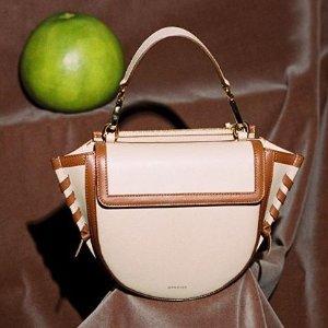 低至5折 极简高级感Wandler 平价版Celine貌美包包热卖