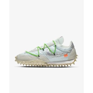 Nike男女同款Nike x Off-White™ Waffle Racer 鞋