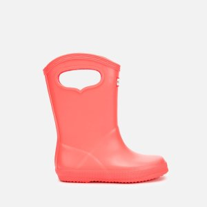 Hunter儿童雨靴