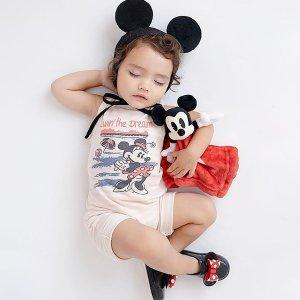低至4折 白雪公主、猫咪鞋超多新款Mini Melissa 儿童鞋上新优惠 $29.99起