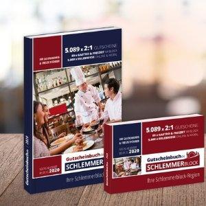 Gutscheinbuch 美食、休闲、桑拿优惠指南
