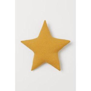 H&M星星抱枕
