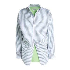 Balenciaga条纹衬衫(含内搭T恤)