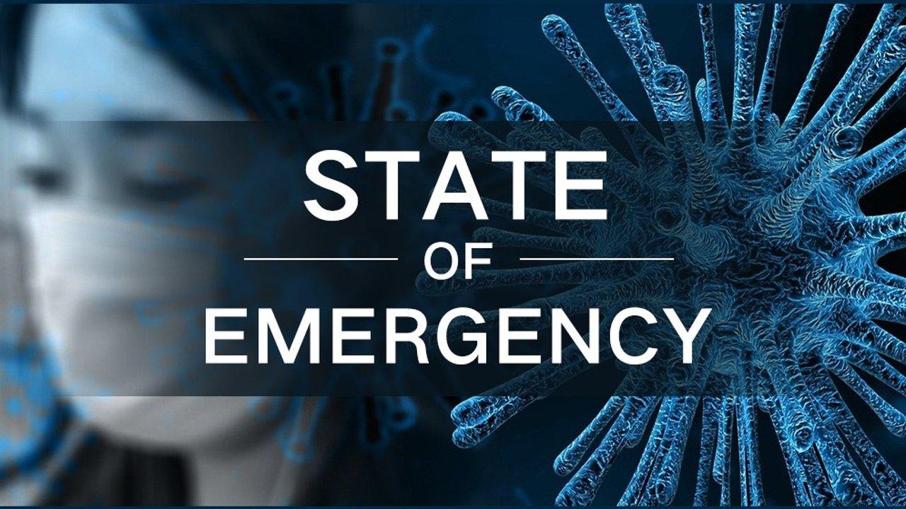 State of Emergency 美国各州进入紧急状态是什么意思?