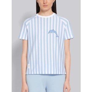 Thom Browne海豚短袖