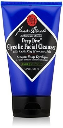 Jack Black Deep Dive Glycolic Facial Cleanser, 5 Ozby
