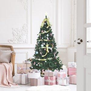 室内圣诞树 6英尺高