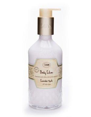 Sabon Body Lotion - Bottle Lavender - Apple - 200 ml