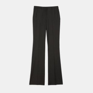 Demitria Pant in Good Wool | Theory