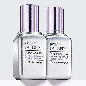 Estee Lauder价值$290小银瓶2瓶装