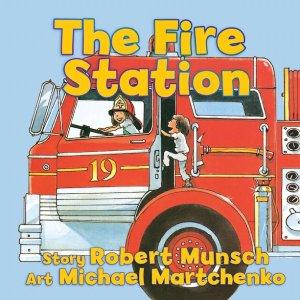 买二免一Robert Munsch 消防站