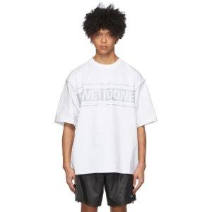 We11done男士T恤