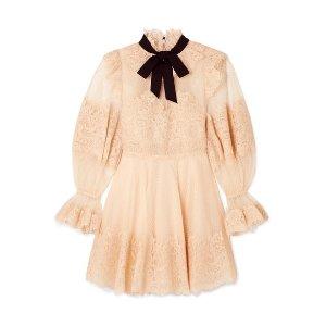 Zimmermann 蕾丝连衣裙