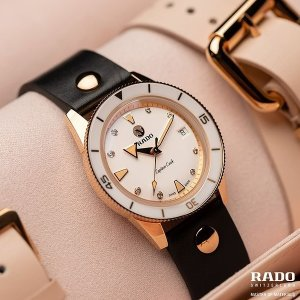 低至2折起TK MAXX 大牌手表热卖 好价收Rado、阿玛尼、范思哲等