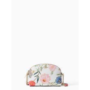 Kate Spade花朵系列链条包