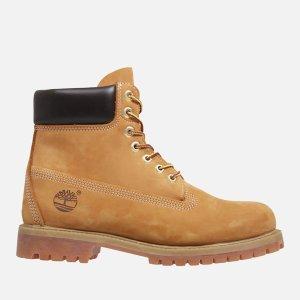 Timberland满$365享75折男款 6 Inch 大黄靴