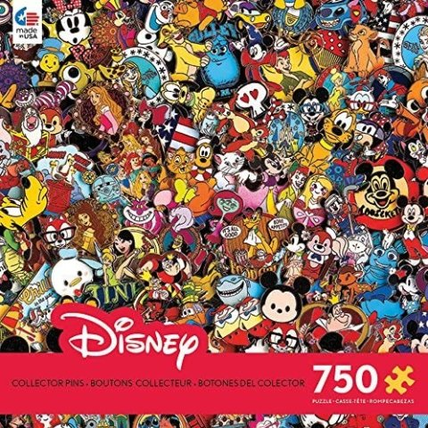 As low as $9.97Space Puzzle 1000 Piece Jigsaw Puzzle Kids Adult