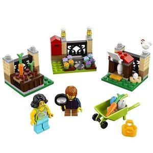 $8.86(原价$11.99)史低价:LEGO 寻找复活节彩蛋 40237