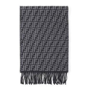£320收封面 多色可选Fendi 围巾专场 今年爆火的老花围巾这里有
