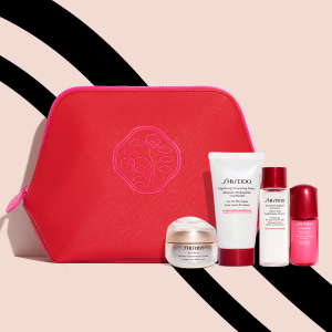Up to a $444 ValueShiseido NEW & Exclusive Spring Sets