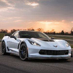美式国宝级跑车2018 Chevrolet Corvette 双门跑车