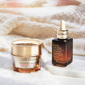 Free $256 Valued GiftLast Day: Estee Lauder Beauty Event