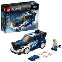 Lego Speed Champions 系列 Ford福特 Fiesta M-Sport WRC 75885,203 片