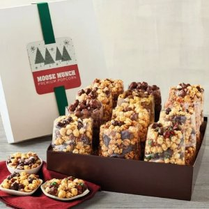 $19.99Moose Munch Premium Popcorn Ultimate Holiday Gift Box