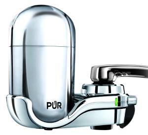 $21.25闪购:PUR 高级3层过滤龙头净水器