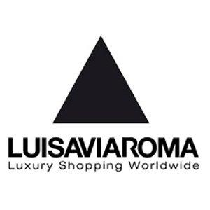 正价无门槛8.8折 Gucci老爹鞋码全Luisaviaroma 全场星标商品大促 Gucci、Prada、Fendi超多大牌收到手软