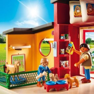 8.5折Playmobil 德国儿童拼装玩具促销 微缩的人生真有趣