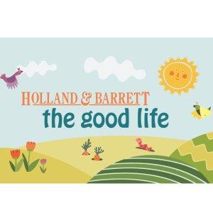 第二件只要1penny+免费隔天到货手慢无:Holland Barrett 保健品超值热卖