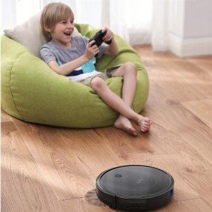 低至6.5折 $199起限今天:Eufy 专业扫地机器人 $238收RoboVac 30、11S超薄静音款