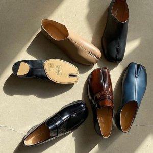 8折!爆火德训鞋£268就入Maison Margiela 解构美学火到不行 分趾、德迅鞋等好价入