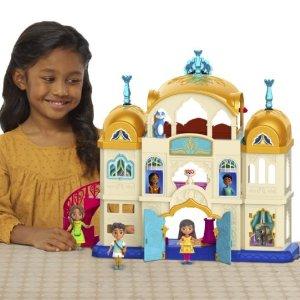 低至3折 封面公主屋$9.2费雪、Disney 等多款大牌玩具清仓促销