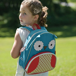 $18.75(原价$29.99)Skip Hop 猫头鹰造型儿童背包