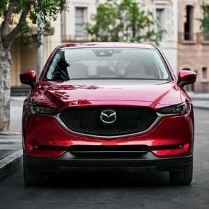 魂动设计 同级最美2018款 Mazda CX-5 城市SUV