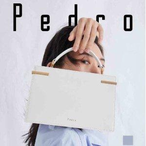 低至8折+送礼 £50收香奈儿平替小圆饼Pedro 新加坡人气鞋履包包折扣热卖 高性价比小众品牌