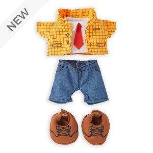 Disney玩具总动员 伍迪服装