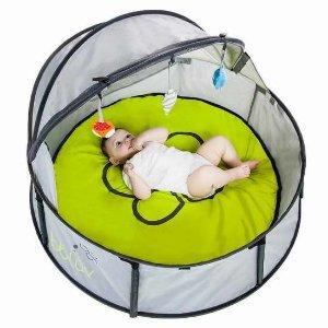 $66.61(原价$92)bblüv Nido 二合一 婴儿便携式 室内/户外 旅行床/游戏围栏