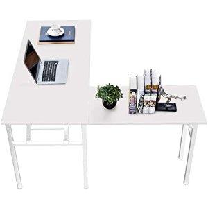 需点击立减$10优惠L型多功能办公桌