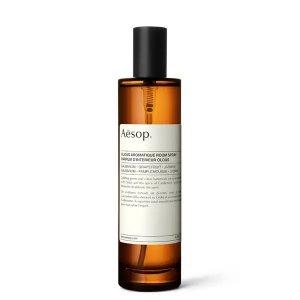 Aesop柑橘类芳香彼此交融与雪松的澎湃香气俄劳斯芳香室内喷雾 100ml