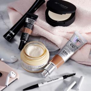 低至5折+送好礼IT cosmetics 精选美妆护肤热卖 折扣区上新