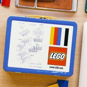 最高送四重礼 含乐高午餐盒LEGO®官网 9月促销,精选套装双倍积分